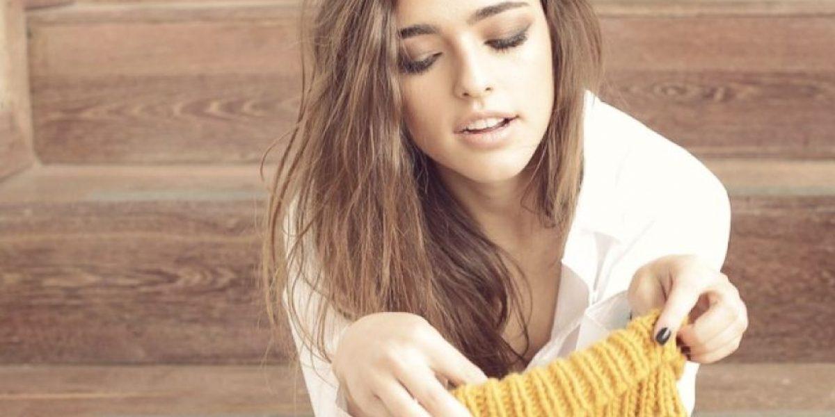 Lucy, la espectacular hija de Carlos Vives