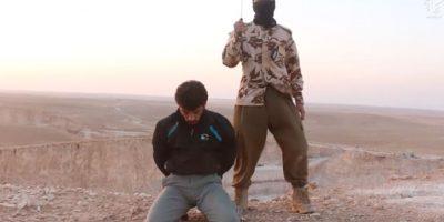 Las imágenes fueron dadas a conocer a través de redes sociales Foto:Twitter.com/Raqqa_SI