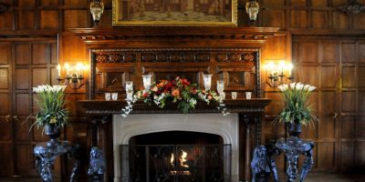 Existen paquetes especiales para quienes quieran celebrar su boda en el Foto:Thornewoodcastle.com