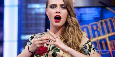 El video de la caída de Cara rápidamente se viralizó en las redes sociales. Foto:Getty Images