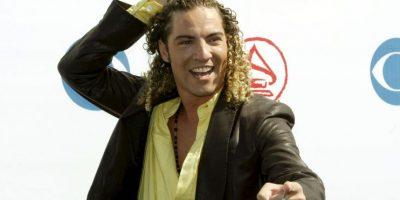 A sus 36 años, el cantante ha tenido varias relaciones fallidas. Foto:Getty Images