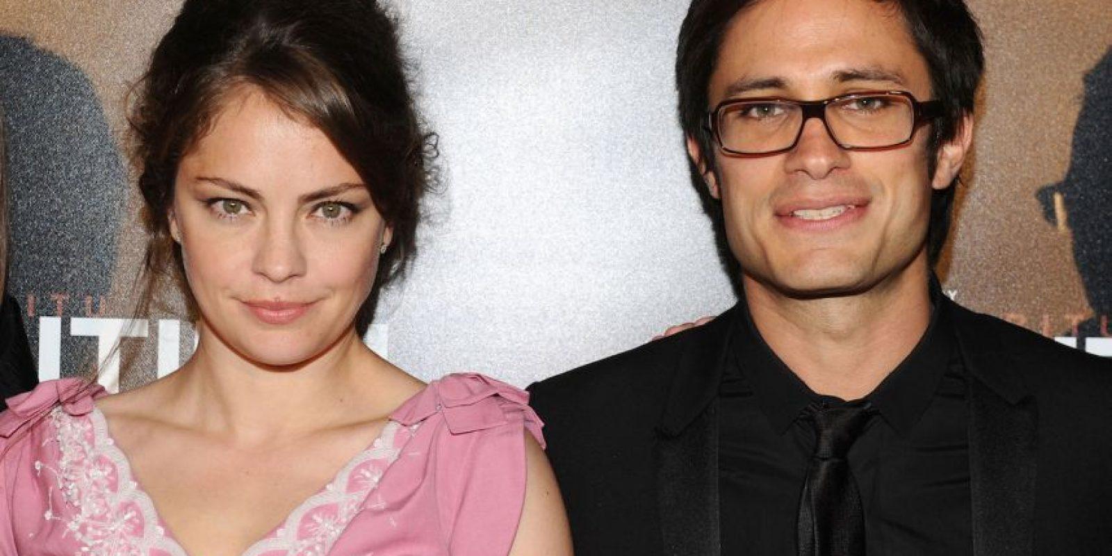 En 2008 inició una relación con el actor mexicano, Gael García Bernal, misma que concluyó en 2014. Foto:Getty Images