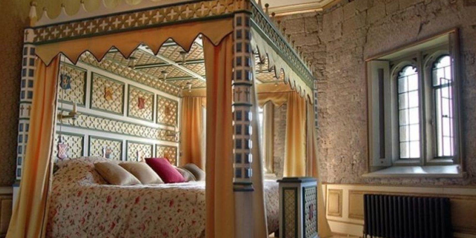 La noche llega a tener un costo de hasta 460 dólares Foto:Thornburycastle.co.uk