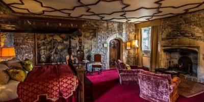 Es hotel y restaurante Foto:Thornburycastle.co.uk