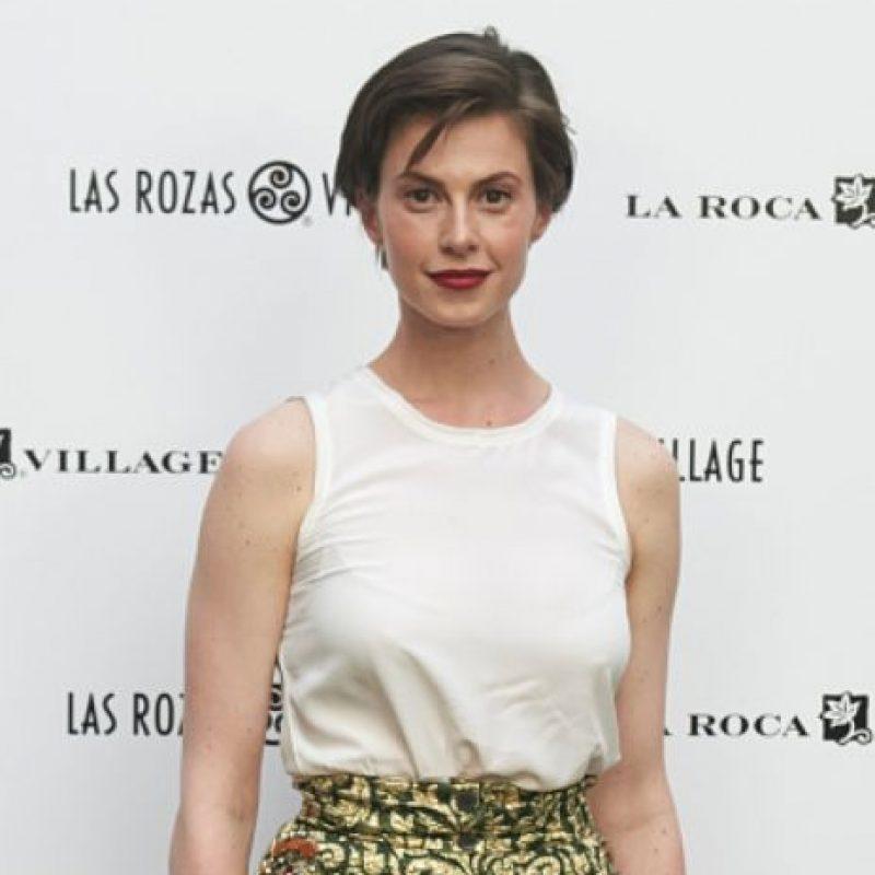 También ha sido embajadora de marca. Foto:vía Getty Images