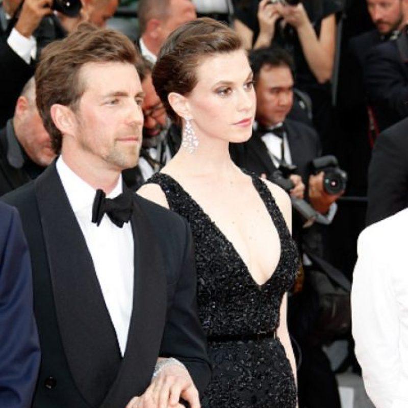 Está casada con el millonario John Marshall. Foto:vía Getty Images