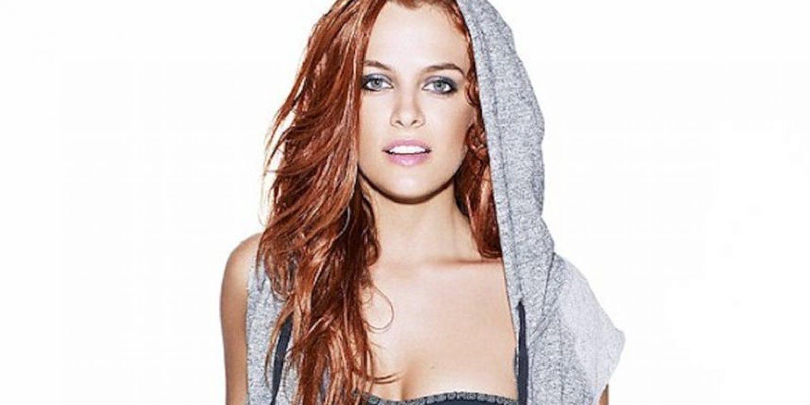 También es modelo. Foto:vía Getty Images