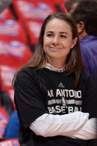 Con San Antonio jugó a partir de 2007. Foto:Getty Images