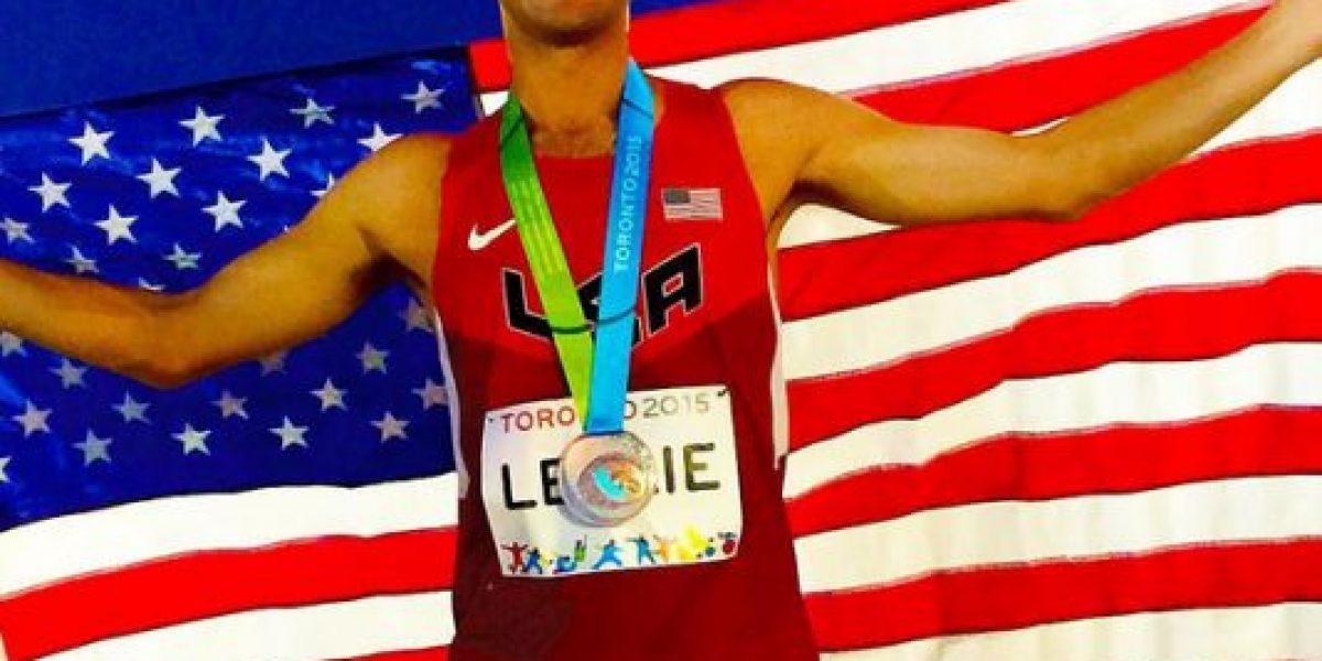 FOTOS: Ellos son los más guapos del atletismo en los Juegos Panamericanos