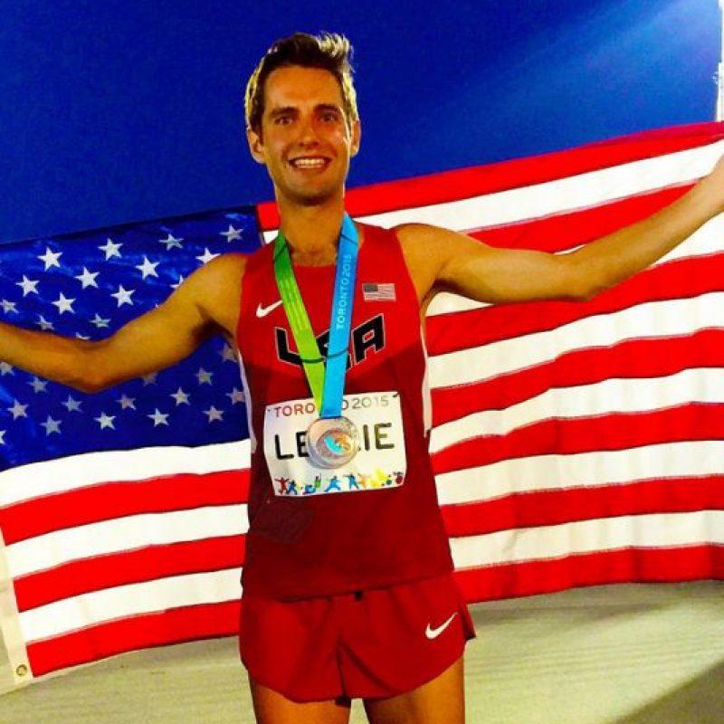 Cory Leslie (Estados Unidos) Foto:Vía instagram.com/cory_leslie