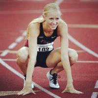 Compite en 400 metros con vallas y relevo 4X400 metros Foto:Vía instagram.com/sagewatson