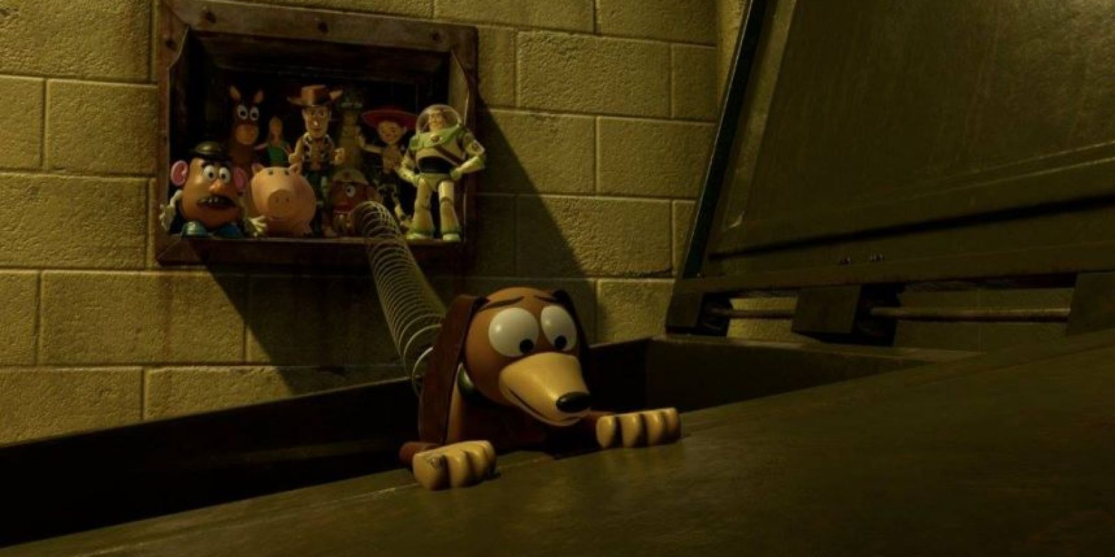"""Una alegoría popular de las redes sociales, indica que el vaquero """"Woody"""" y sus amigos juguetes representan a la comunidad judía. Foto:vía facebook.com/PixarToyStory"""