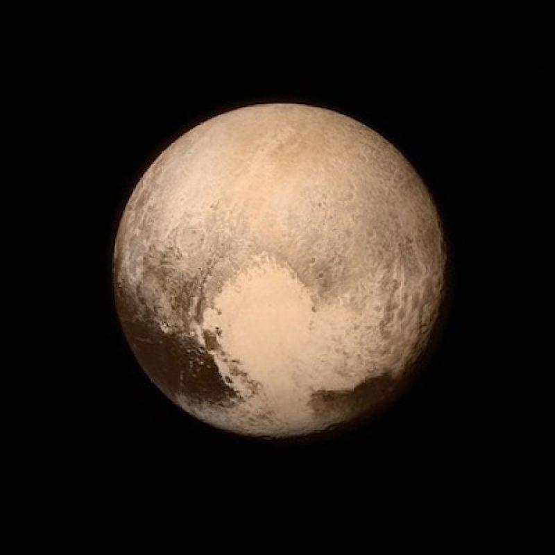 La primera imagen nitida de Plutón, compartida el 14 de julio Foto:Instagram.com/NASA