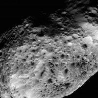 La luna Hyperion de Saturno Foto:Instagram.com/NASA