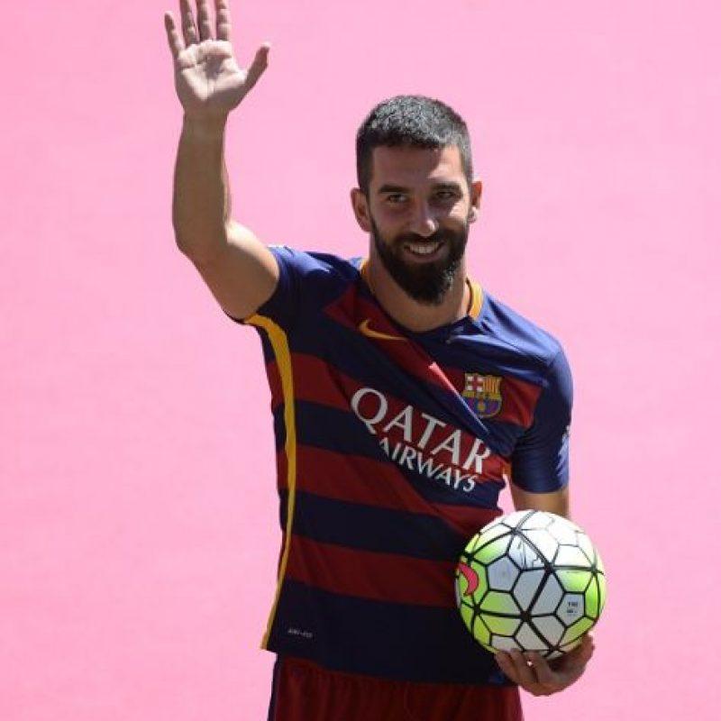 Arda Turán al Barcelona por 34 millones de euros. Foto:Getty Images