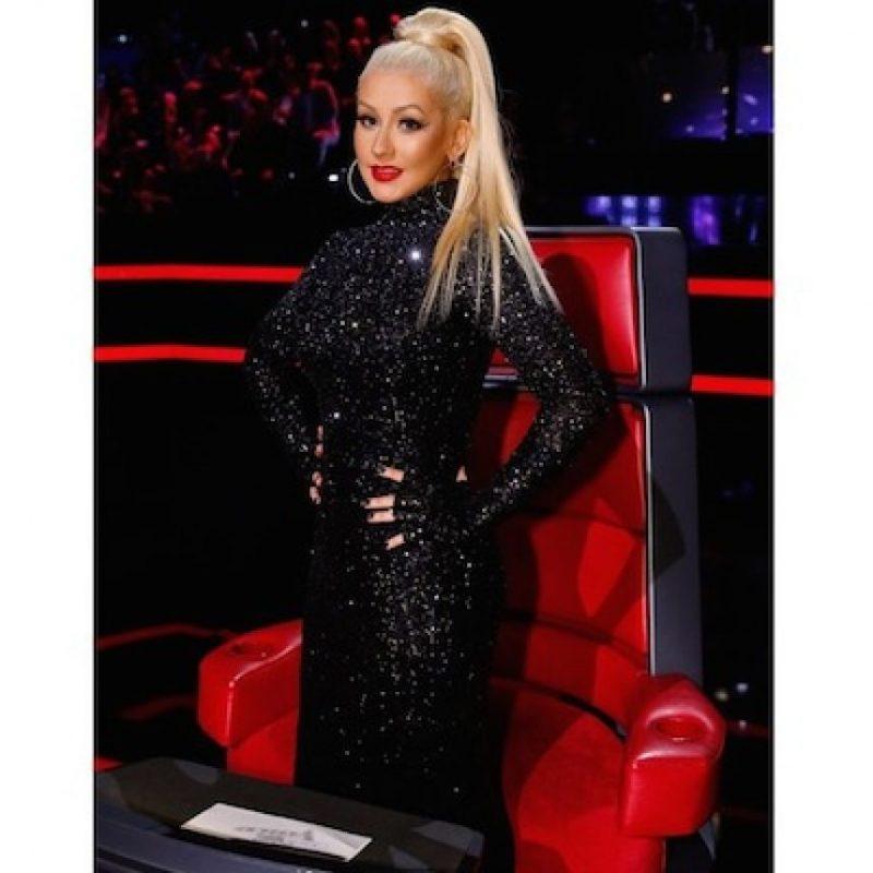 Christina Aguilera se convirtió en madre el año pasado. Foto:Instagram/xtina
