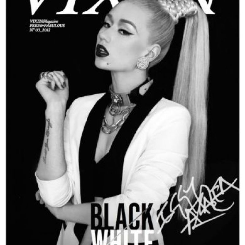 Foto:VIXEN Magazine