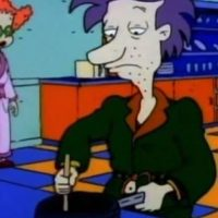 "El padre de ""Tommy Pickles"". Foto:YouTube"