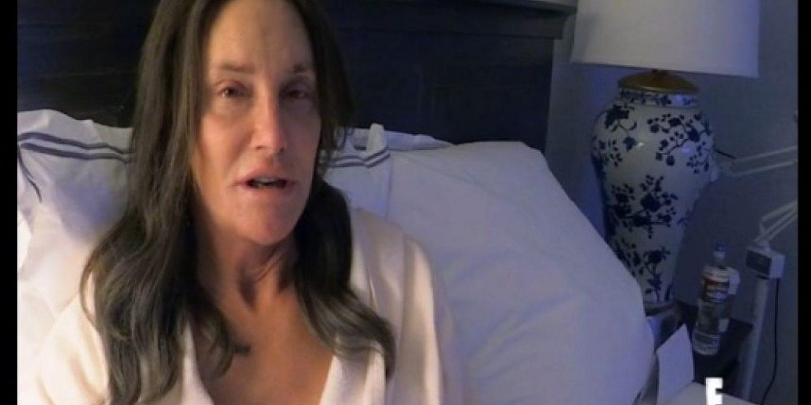 La famosa transexual se mantiene despierta hasta las 4 AM por pensar en la comunidad LGBT Foto:E! News