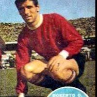 Roberto Ferreiro. Ganó la Libertadores como futbolista de Independiente en 1964 y 1965 y en 1974 también la levantó al frente de Independiente Foto:Twitter