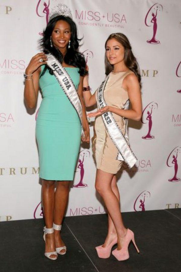 Esto después deL fracaso de Miss USA Foto:Getty Images