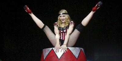 """El ícono pop comenzará su gira """"Rebel Heart"""" el 9 de septiembre en Montreal. Foto:Getty Images"""