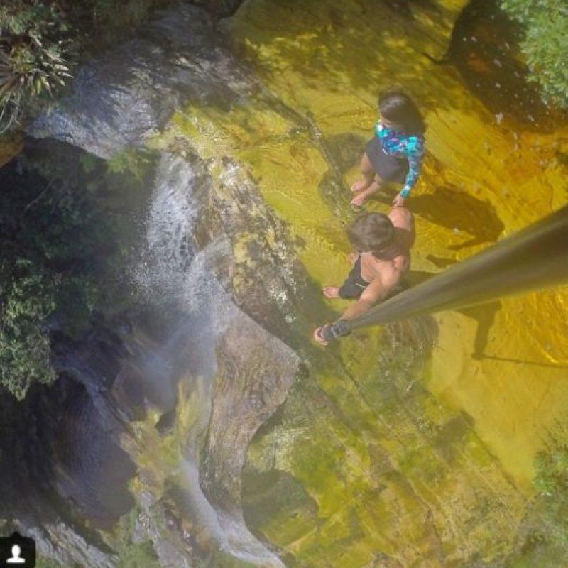 También son seguidos por su pasión por la aventura. Foto:vía Instagram