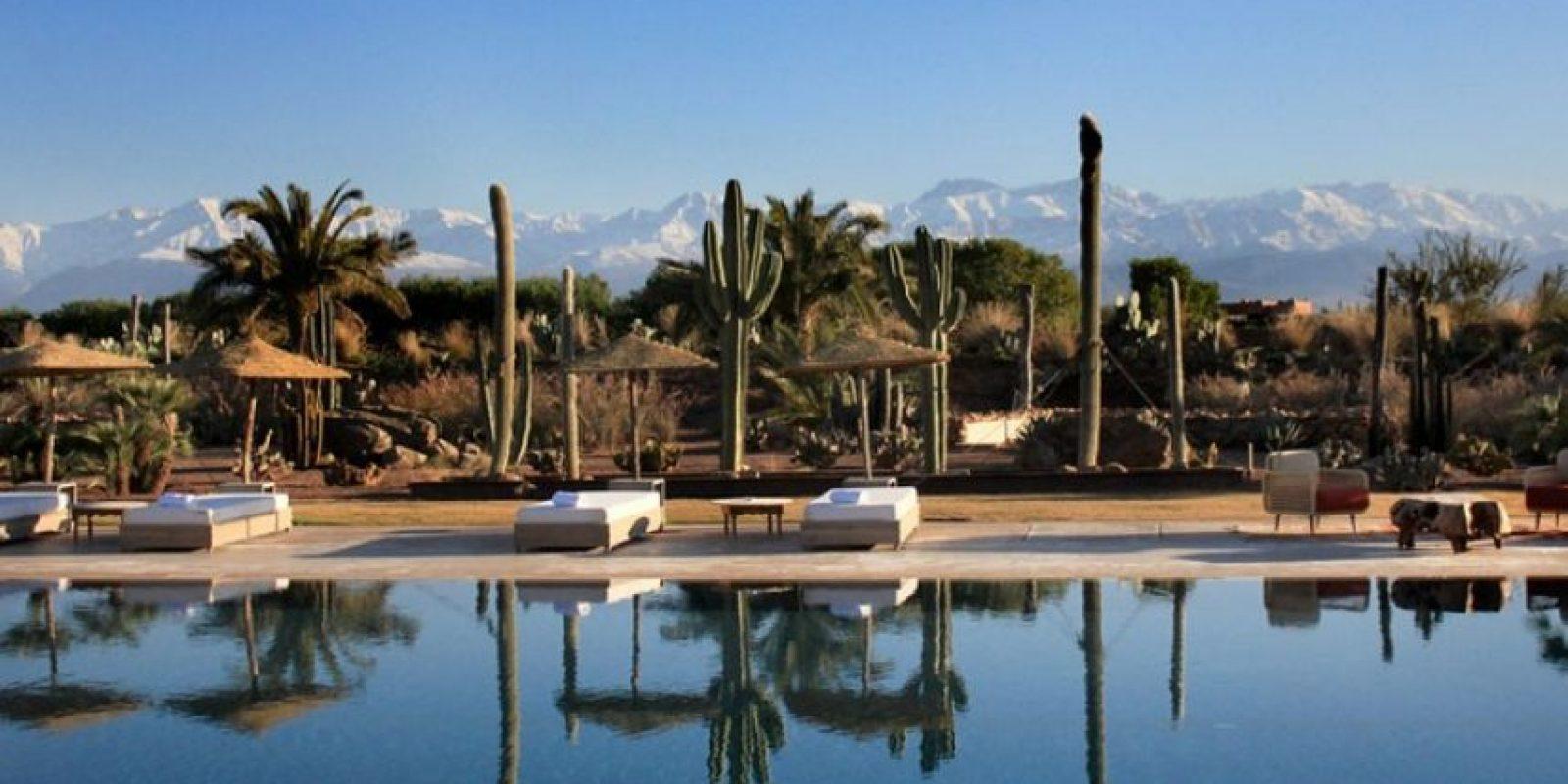 11. Hotel Fellah en Marrakech, Marruecos Foto:Somekindofwanderlust