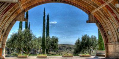 8. Arcosanti en el Desiarto de Arizona en Estados Unidos. Foto:bateig.com