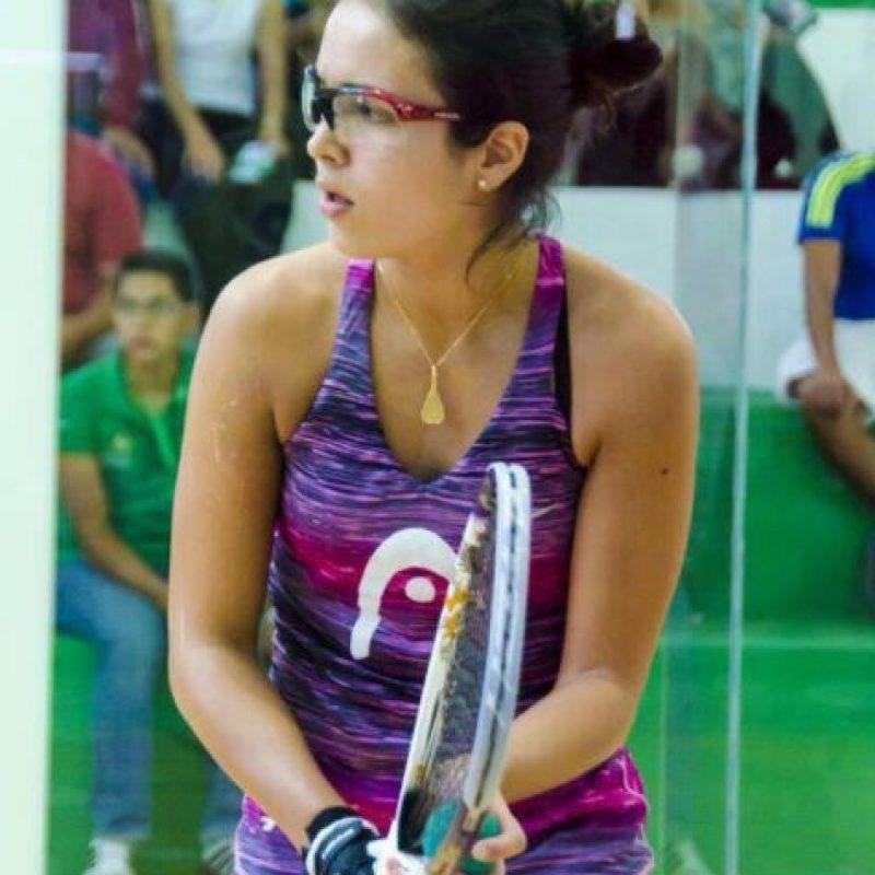 Es hermana de Ximena Vargas, ex Miss Bolvia en 2009 Foto:Vía facebook.com/ProMaJo