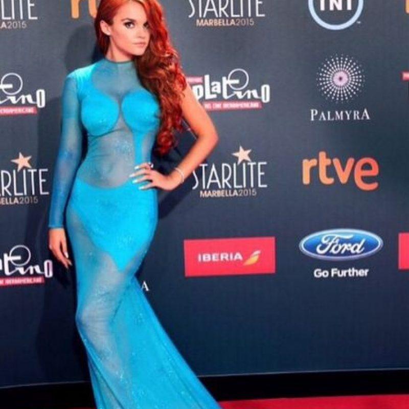 A sus 24 años, la española ha incursionado en la televisión e incluso fue la imagen de importantes marcas de ropa. Foto:Vía instagram.com/melodyoficial_/
