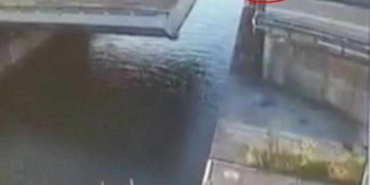 VIDEO: Trata de hacer un truco en su camioneta y sufre tremendo accidente