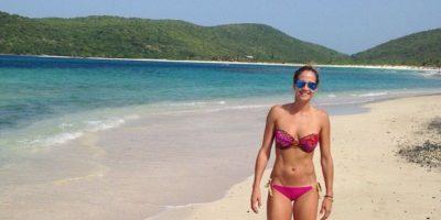 La puertorriqueña mantiene posibilidades de colgarse un metal Foto:Via instagram.com/jaimiethibeault