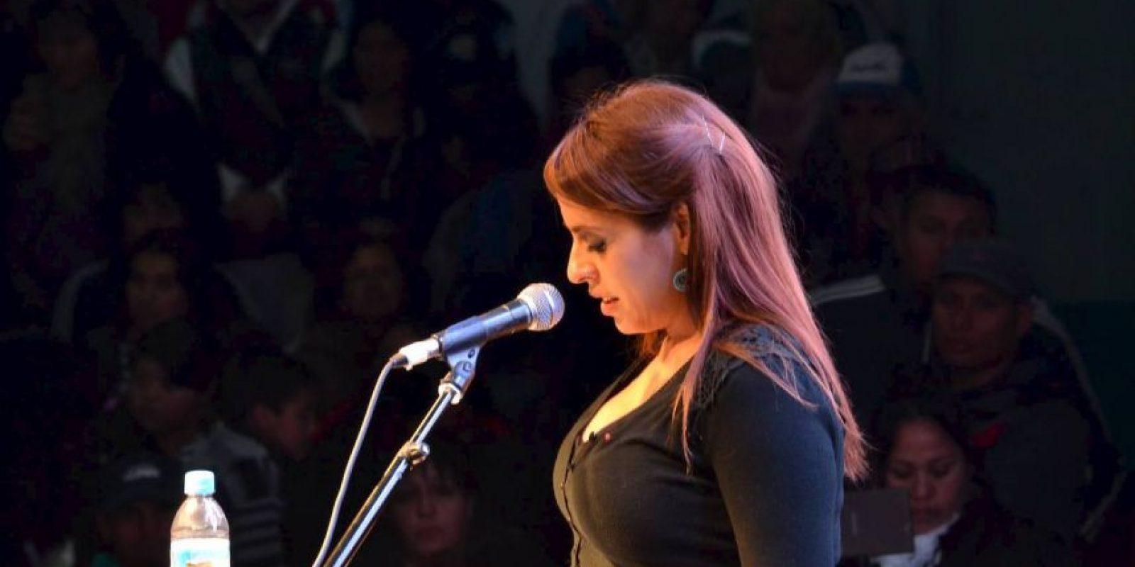 Foto:Facebook.com/pages/Victoria-Donda-Pérez