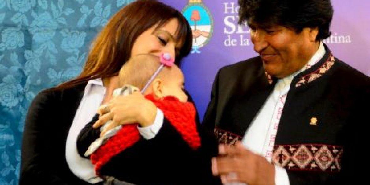 Conozca a la diputada argentina que amamanta a su hija en el Congreso