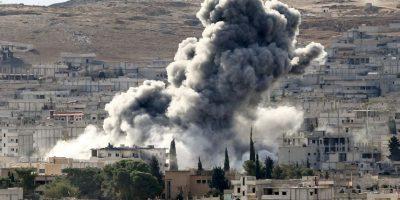 Los ataques se realizaron en la madrugada del viernes. Foto:Getty Images