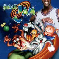 """""""Space Jam"""" se estrenó en 1996 y combinó acción real con dibujos animados. Foto:Wikimedia"""