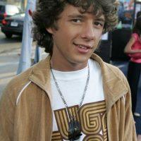 """Interpretó a """"Logan Reese"""", uno de los mejores amigos de """"Chase"""" y el seductor del grupo. Foto:Nickelodeon"""