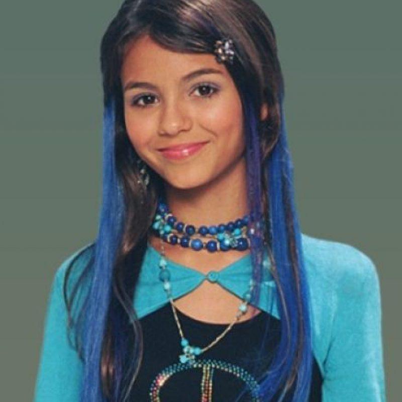 """Interpretó a """"Lola Martínez"""", la amiga de """"Zoey"""" que sueña con trabajar en Hollywood. Foto:vía instagram.com/victoriajustice"""