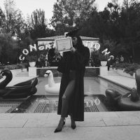 Kylie completó con éxito sus estudios en Laurel Springs High School. Foto:Instagram/KylieJenner