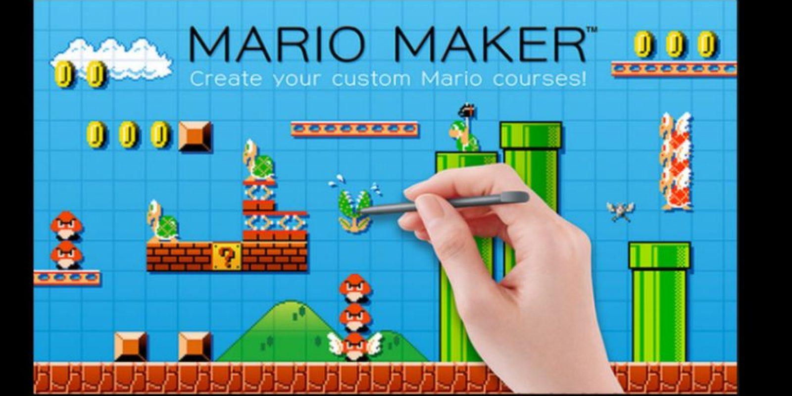 El juego sufrió un retraso en la fecha de lanzamiento inicial en la primera mitad del año 2015 Foto:Nintendo