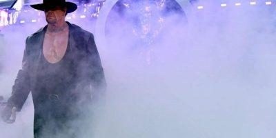 7. Siempre ha mantenido el misticismo de su personaje, dentro y fuera del ring Foto:WWE
