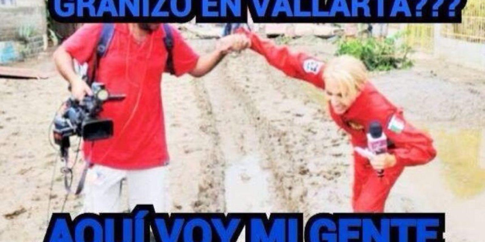 """6. """"¡Que pase el muerto!"""" Foto:Vía Twitter"""