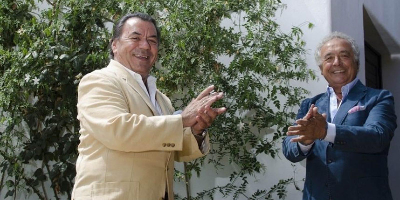 Siguen en la música, tienen más de medio siglo de carrera, pero su éxito solo siguió en España Foto:Vía facebook.com/losdelrio/