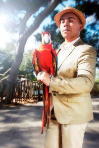 El cantante lanzó 4 discos más que pasaron sin pena ni gloria Foto:Vía www.lou-bega.com