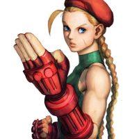 """Cammy White"" es otro chica atractiva del juego de combates ""Street Fighter"" Foto:Capcom"