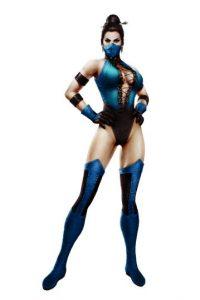 """La princesa """"Kitana"""" es una mujer muy atractiva, posiblemente la más atractiva del universo """"Mortal Kombat"""" Foto:Midway Games"""