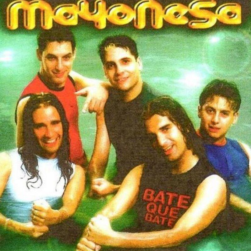 En 2001 el grupo se dividió cuando cuatro de sus cinco miembros fundadores abandonaron la banda Foto:Tumbrl