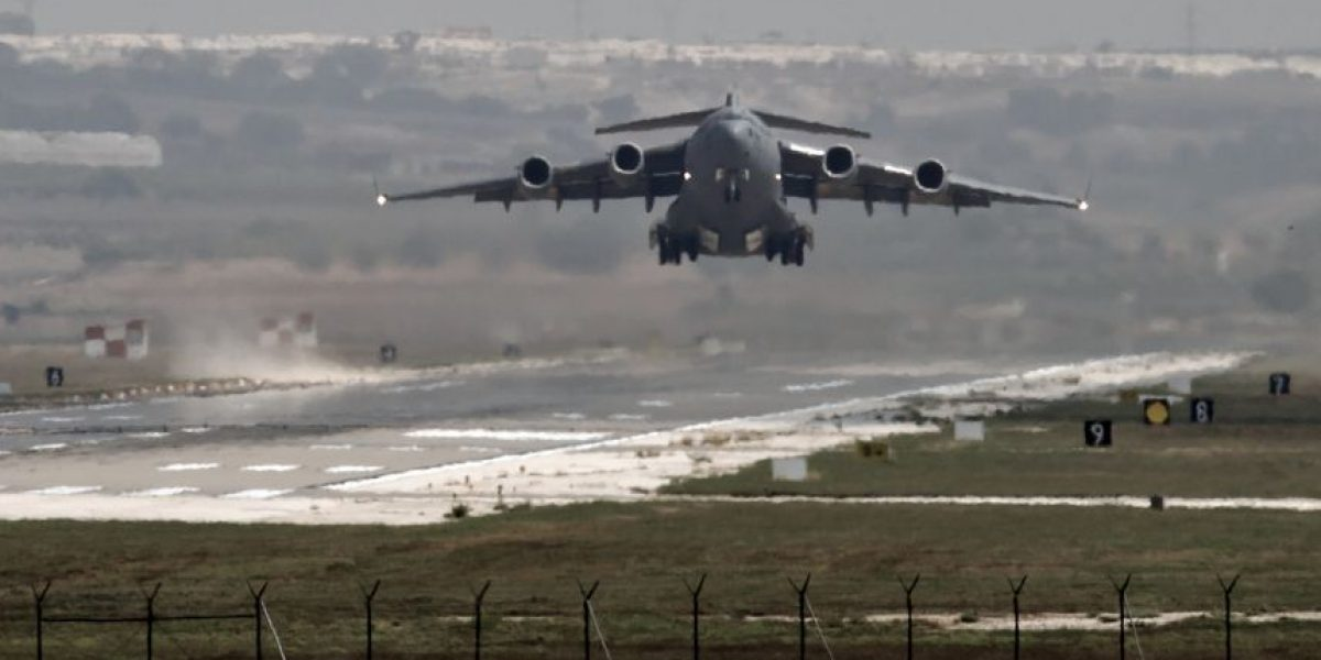 Turquía realiza ataques aéreos contra el Estado Islámico