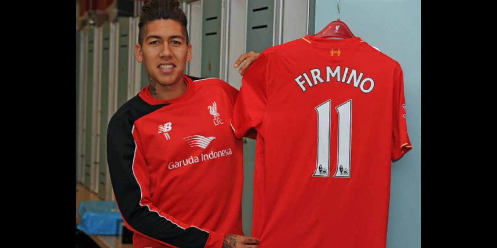 7. Roberto Firmino Foto:Getty Images